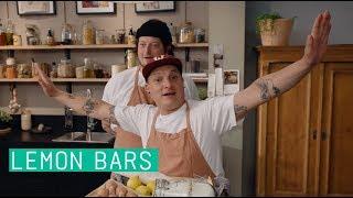 24Kitchen | Job & Perry's Lemon Bars  | Wat Eten We Vandaag? | Afl. 249