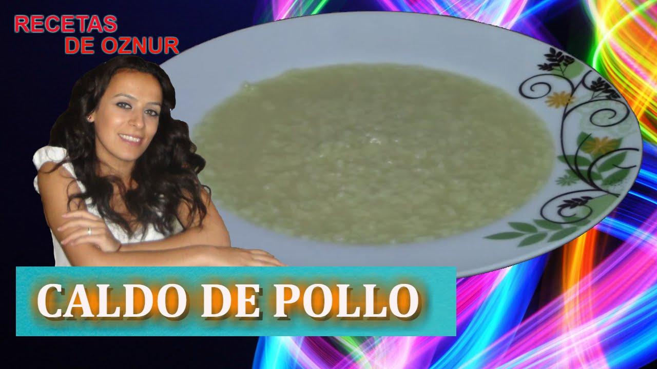 CALDO DE POLLO COMPRADO | recetas de cocina faciles rapidas y economicas de hacer - comidas ricas