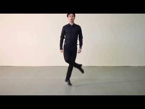 Irish dance tutorial for Riverdance — The Gathering