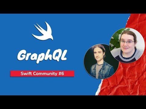 Swift Community #6 GraphQL (with Ellen Shapiro) thumbnail
