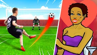 ANOTHER NEW GIRLFRIEND? (Jumpers For Goalposts 2)