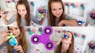 FIDGET SPINNER triki ;) PARODY TRICKS ❤ CookieMint