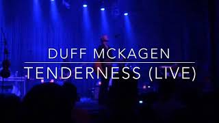 "Duff Mckagen ""Tenderness"" Live @Thalia Hall Chicago 6619"