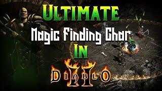 The Ultimate MF Character - PitZerker - Diablo 2