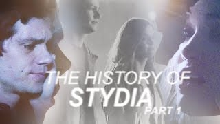 Download Video The History Of Stydia (Stiles & Lydia) | (1x01 - 6x20) Pt.1 MP3 3GP MP4
