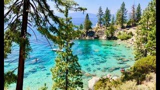 Secret Beaches & Hiking Eagle Lake | Lake Tahoe, CA