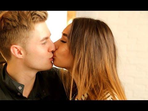 Как ПОДНЯТЬ У ПАРНЯ    при поцелуе