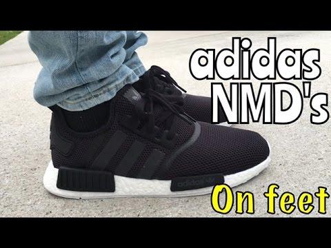 860e3302c Adidas NMD Oreo On Feet adidasnmdwomensuk.co.uk
