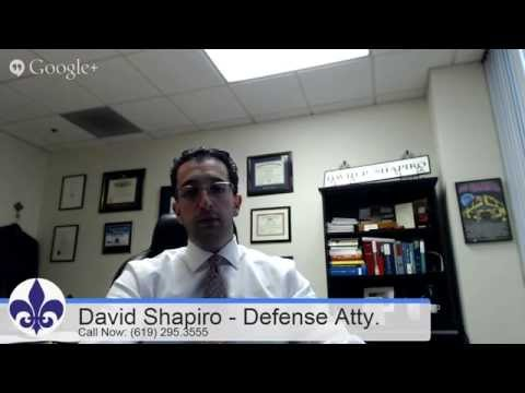 "San Diego Criminal Attorney Answers ""How do I find a good criminal lawyer?"""