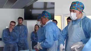 Warsztaty z chirurgii stawu skokowego - relacja
