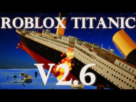 Roblox Titanic Roblox