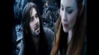 Кили и Тауриэль -  Холода
