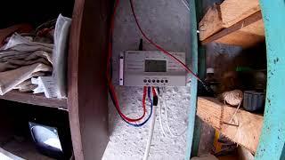 Светильники на 12 вольт от аккумулятора и контроллера заряда
