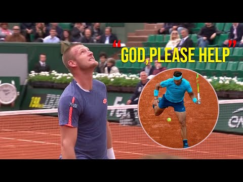 What Rafael Nadal Did to This Player Should Be ILLEGAL (Tennis Most Brutal Performance)
