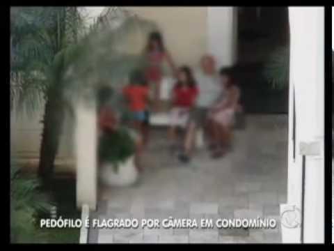 Moradores flagram ação de pedófilo em condomínio de Taboão da Serra (SP)