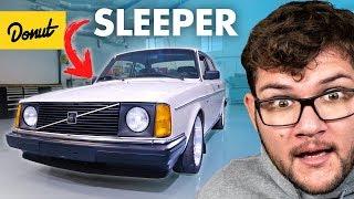 Sleeper Alert: Full Custom Volvo 240 Build