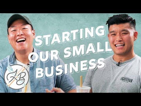 YouTubers to Business Owners  ft. Bart Kwan & David So & Eric Wang