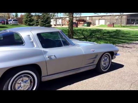 1963 Chevrolet Corvette for Sale - CC-842827