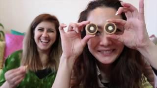 Japon Arkadaşıma Türk Abur Cuburları Denettim