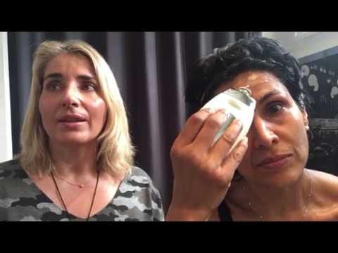 La maladie des oeil chez les gens les sacs sous les yeux