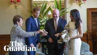 Prince Harry in Australia: We couldn
