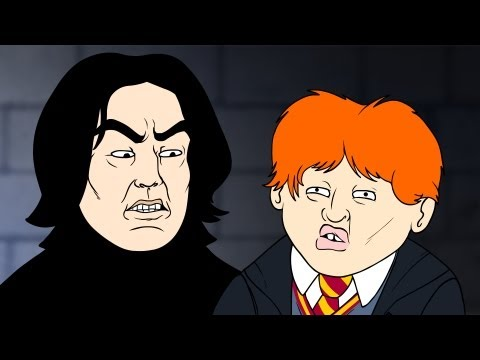 Wingardium Leviosa 2 (Harry Potter Parody) - Oney Cartoons