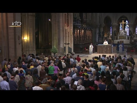 Messe du 6 août 2017