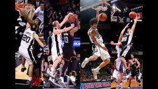 Manu Ginobili Best Play Against Each NBA Team