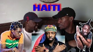 John Wicks Ft Kodak Black & Wyclef Jean - Haiti (Official Music Video) (Reaction)