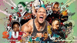 Could The Rock Show Up In Suicide Squad 2? - SJU
