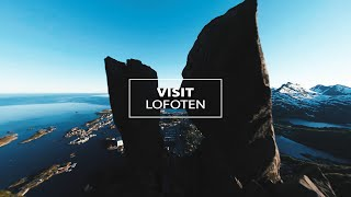 Visit Lofoten Islands - A Cinematic FPV Adventure