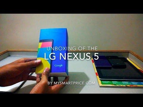 LG Google Nexus 5 price in India