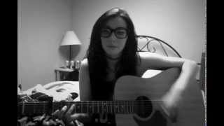 """All Over You"" - Spill Canvas Cover by Danielle Benson"