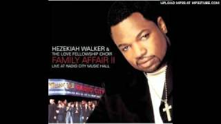 """Video thumbnail of """"Hezekiah Walker & The LFC - What A Mighty God We Serve"""""""