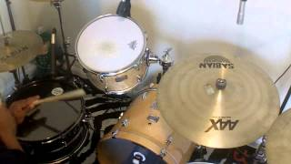 Anthony Hamilton - Never Love Again (Drum Cover)