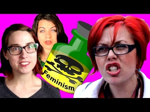 Why 'feminism' poisons EVERYTHING