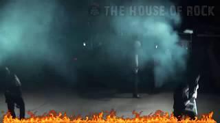 Angeles Del Infierno - Es Un Pacto Con El Diablo Live (Letras, Lyrics)