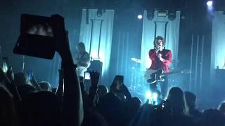 5 Seconds of Summer Disconnected live trix antwerp 23/03/2018
