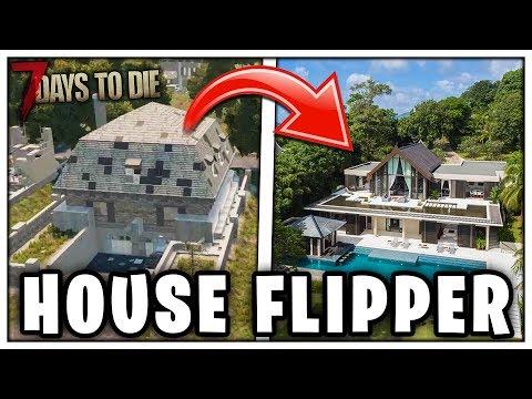 HOUSE FLIPPER V 7 DAYS TO DIE!