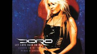 Doro   Let Love Rain On Me   Breaking The Law Judas Priest Cover