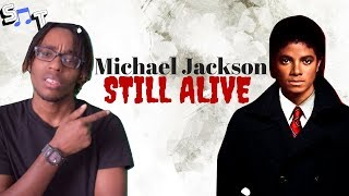 "Michael Jackson ""Behind The Mask"" 