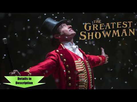 The Greatest Showman Soundtrack - A Million Dreams (Reprise)