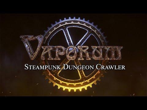 Vaporum - Launch Trailer thumbnail