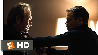 Jason Bourne - It's Time to Come In Scene (8/10) | Movieclips
