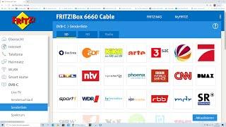Fernsehen über WLAN - DVB-C Kabel-TV aus Kabel 1000 Vodafone