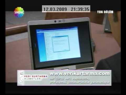 Veri Kurtarma Hizmetleri Ltd Sti Kurtlar Vadisi Reklamı 12 Mart 2009