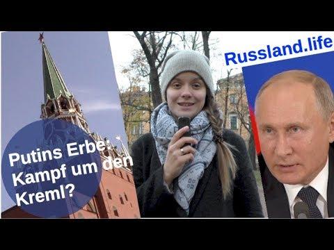 Putins Erbe: Kampf um den Kreml? [Video]