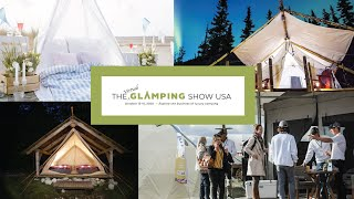 Virtual Glamping Show USA Oct. 13-15
