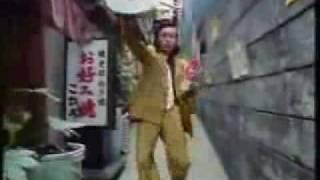Японская реклама дихлофоса. (Отжигают)