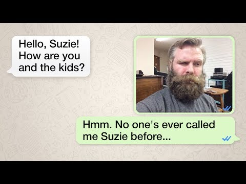 TOP 30 FUNNIEST WRONG NUMBER TEXTS